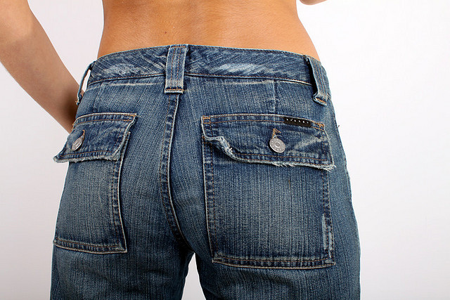Jeans Moden