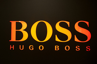 Boss in Shanghai