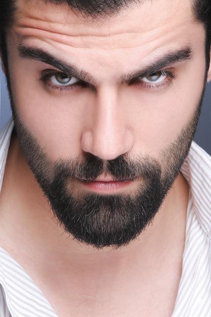 Bartpflege bei Männern