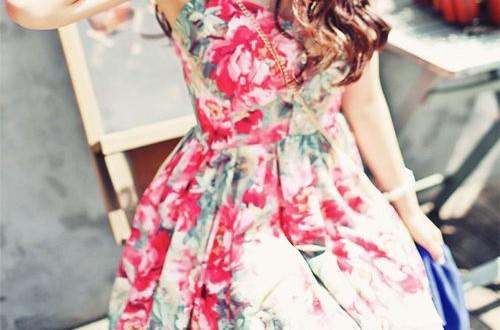Luftige Kleider Trends Für Den Sommer Modebezirkde Dein