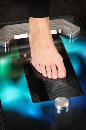 Füße messen