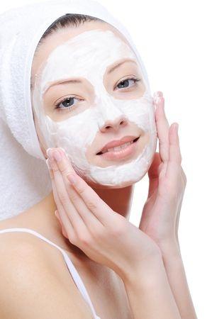 Gesichtsmasken für schöne Haut
