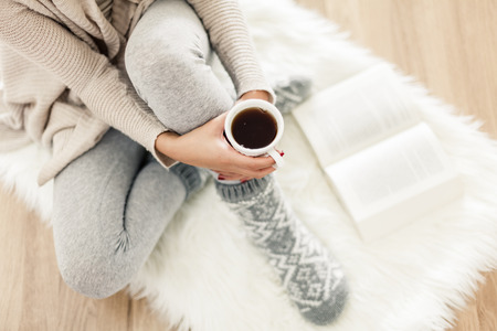 Leggings im Winter
