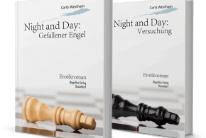 Buchtipp! Night and Day: Gefallener Engel – Interview mit Carla Westham