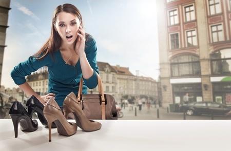 Schuhe sind Lifestyle