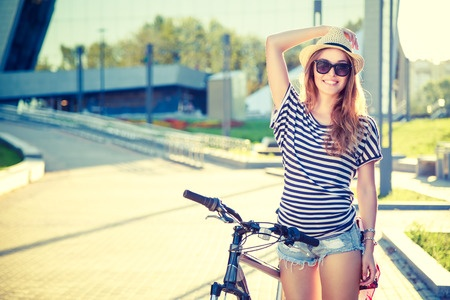 Sommeroutfit Hotpants