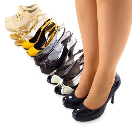 Welcher Schuh für welchen Fuß