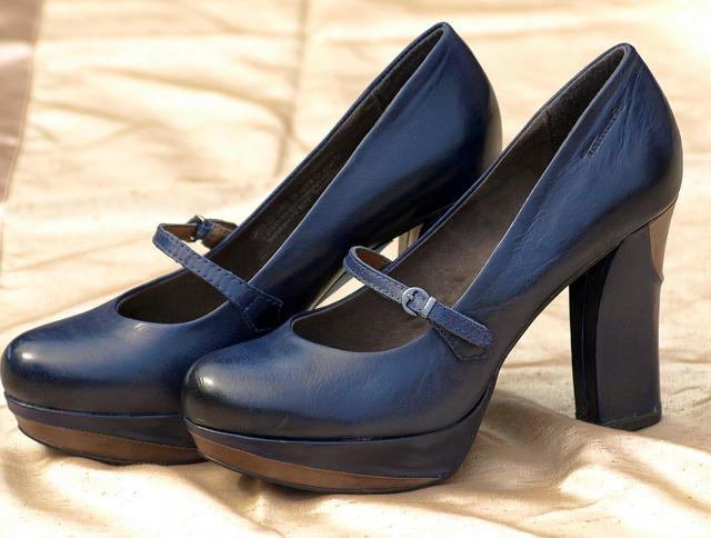 hohe bequeme Schuhe