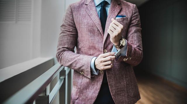 Anzug für Männer
